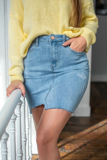 Jeans Mage Skirt (jeans)
