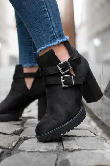 Heel Maya Boot (Black)