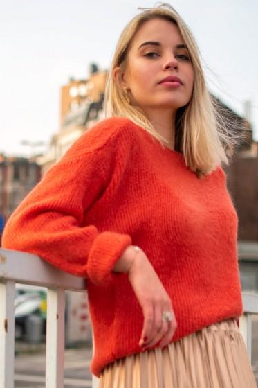 Pull Mousse (orange)
